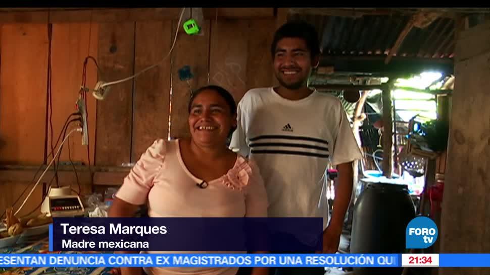 Existen, México, 32.7 millones, madres, familia, Teresa Marques