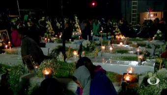 Funerales, víctimas, explosión, Chilchotla, Puebla, Pirotecnia