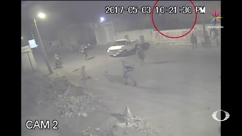 Análisis, video, sobre, enfrentamientos, Palmarito, Puebla