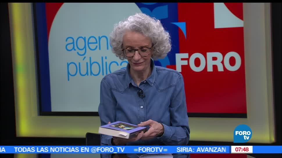 Marta Lamas, investigadora, UNAM, libro A toda madre
