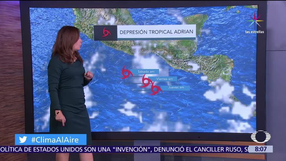 temperaturas, grados Celsius, Sonora, Sinaloa, San Luis Potosí