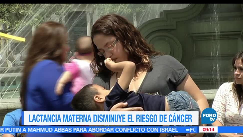 oncóloga, Daniella Gómez, lactancia, cáncer de mama