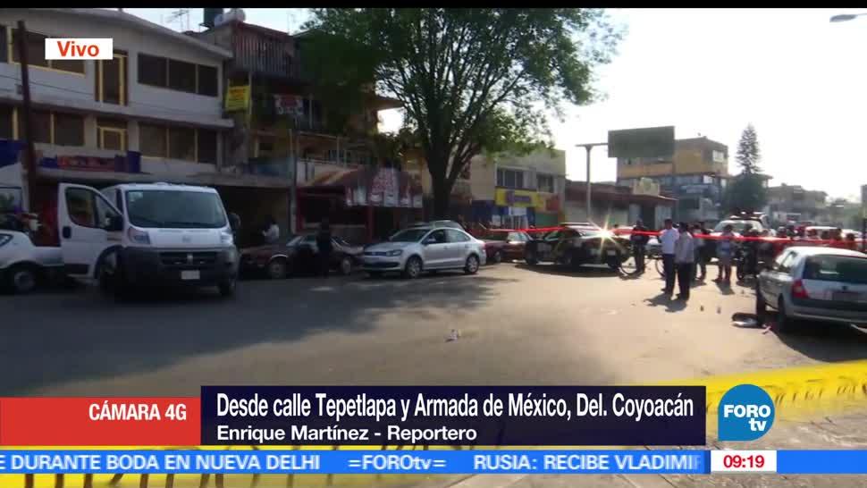 calles Tepetlapa, Armada, México, delegación Coyoacán, Ciudad de México