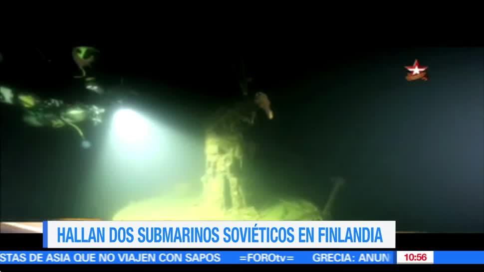 Golfo de Finlandia, submarinos soviéticos, explosión, minas nazis
