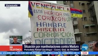 noticias, forotv, Nicolas Maduro, cifras positivas, desarrollo social, Rafael Uzcategui