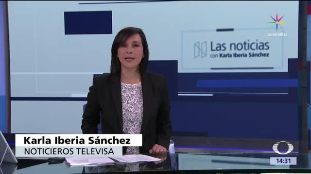 noticias, televisa news, Las noticias, con Karla Iberia, Programa, 11 de mayo de 2017