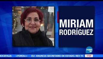 noticias, forotv, Condena e indignacion, homicidio, activista, Miriam Rodriguez