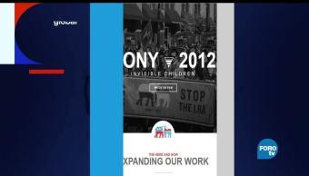 Uganda, nadie, busca, #Kony2012 Lider guerrillero, Occidente