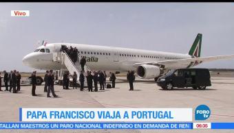 Papa Francisco, Santuario, Virgen de Fátima, Portugal