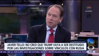 Reporte Trump, Comparan, Nixon, Javier Tello