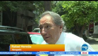 LoEspectaculardeME, Abogado, Luis Miguel, Rafael Heredia