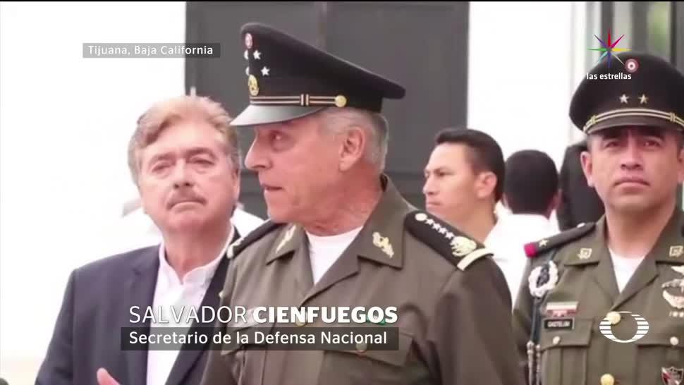 Lucha, robo gasolina, tarea, Ejército, Sedena, Salvador Cienduegos, Sedena,