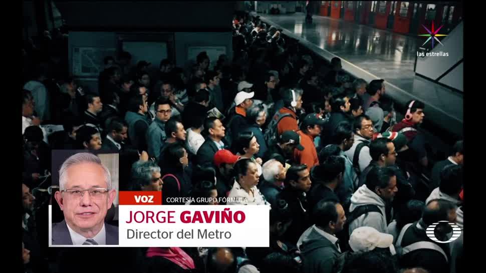 Caos, L7, Metro, Ciudad de México, Paro de conductores, sindicato trabajadores