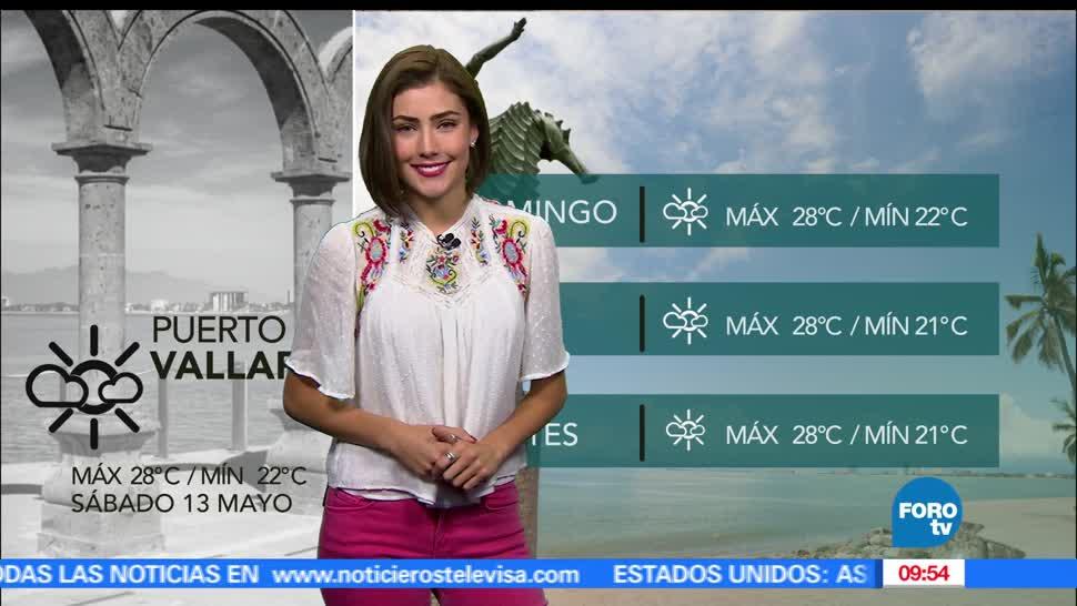 El clima, Daniela Álvarez, Temperaturas, más de 35 grados