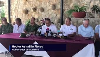 Liberan, detenidos, San Miguel Totolapan, Guerrero, Hector Astudillo