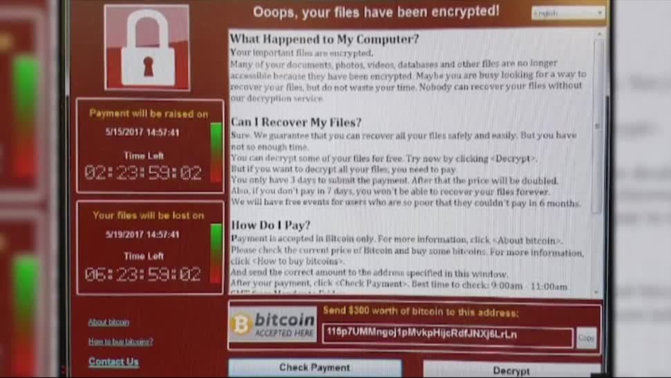 Estados Unidos, México, países, afectados ciberataque, virus cibernetico, informatico ransomware
