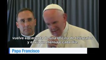 primer encuentro, presidente Donald Trump, papa Francisco, La paz