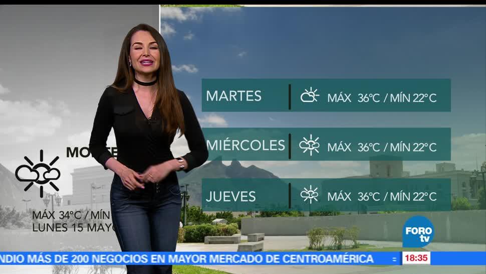 El clima, Mayte Carranco, Coahuila, tornados