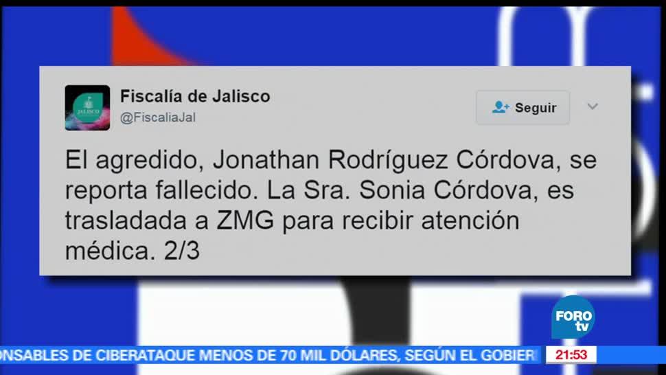 noticias, FOROtv, Atacan a familia, dueno, semanario, Jalisco