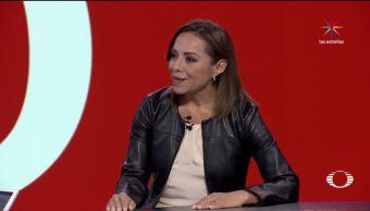 noticias, noticieros Televisa, Denise Maerker, entrevista, Josefina Vazquez Mota, elecciones estado de mexico