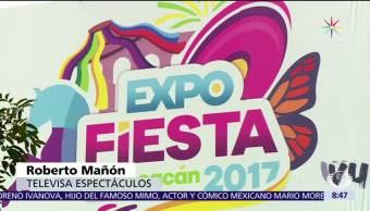 fin de semana, Marc Anthony, Enrique Iglesias, Expo Fiesta Michoacán 2017