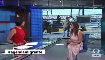 Mexicanos, indocumentados, Eunice Rendón, coordinadora de Agenda Migrante
