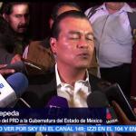 Juan Zepeda, candidato del PRD, mejores condiciones laborales, policías