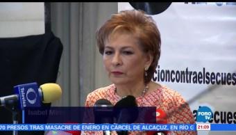 noticias, FOROtv, Reportan, baja de secuestros, Mexico, Organización Alto al Secuestro
