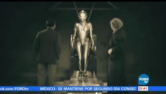 noticias, FOROtv, revolución industrial, robot, Museo de Ciencia, Londres
