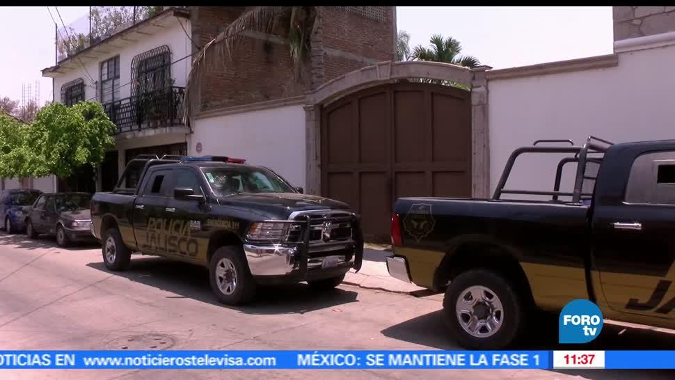 Elementos, Fiscalía de Jalisco, Semanario El Costeño, ataque, subdirectora