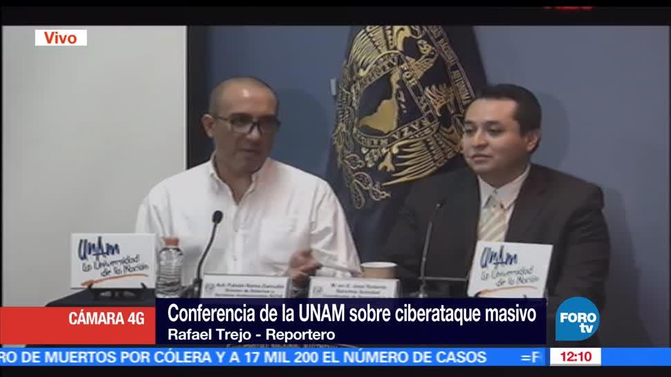 Expertos, informática, UNAM, WannaCry