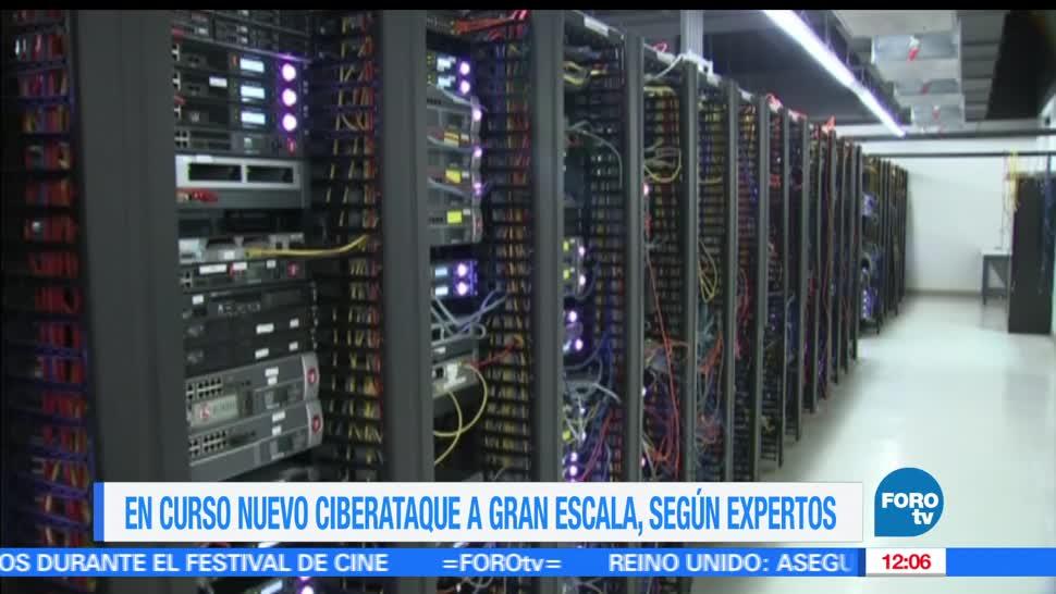 Especialistas en seguridad, seguridad cibernética, computadoras, afectadas
