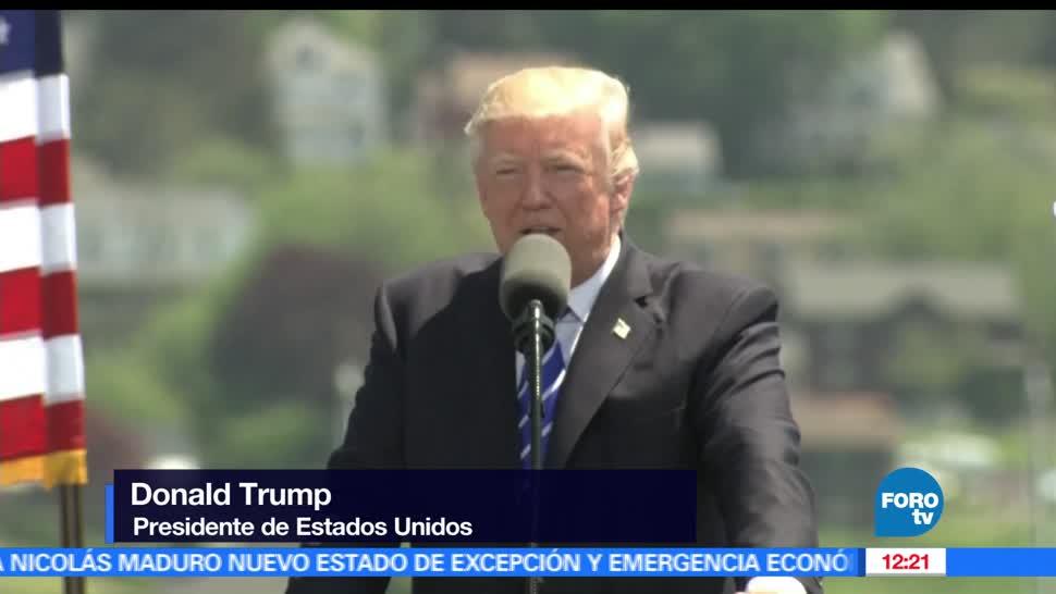 presidente de Estados Unidos, Donald Trump, político, injustamente