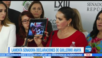 Piden retirar, candidatura a Guillermo Anaya, declaraciones, misóginas, Gubernatura, Coahuila