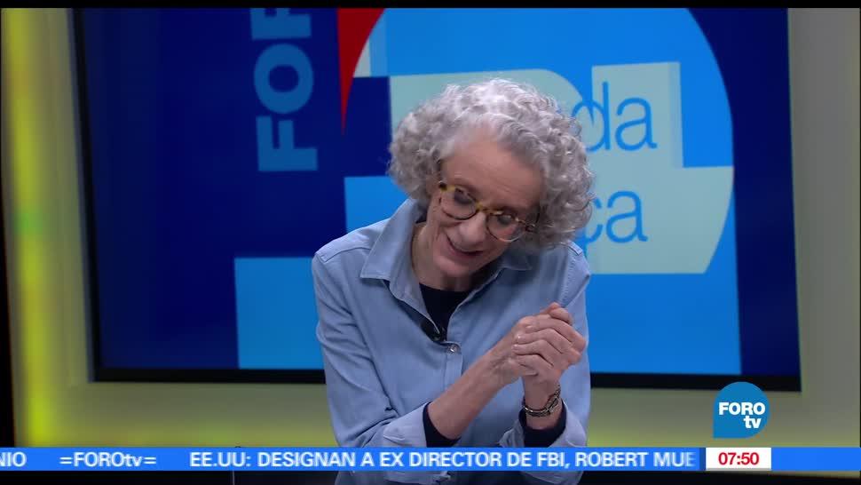 Marta Lamas, investigadora, UNAM, homosexualidad, enfermedades mentales