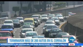vehículos, corralón, programa Hoy no Circula, contingencia ambiental