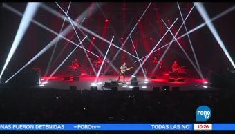 Sting, escenario, Coloso de Reforma, conciertos, Ciudad de México