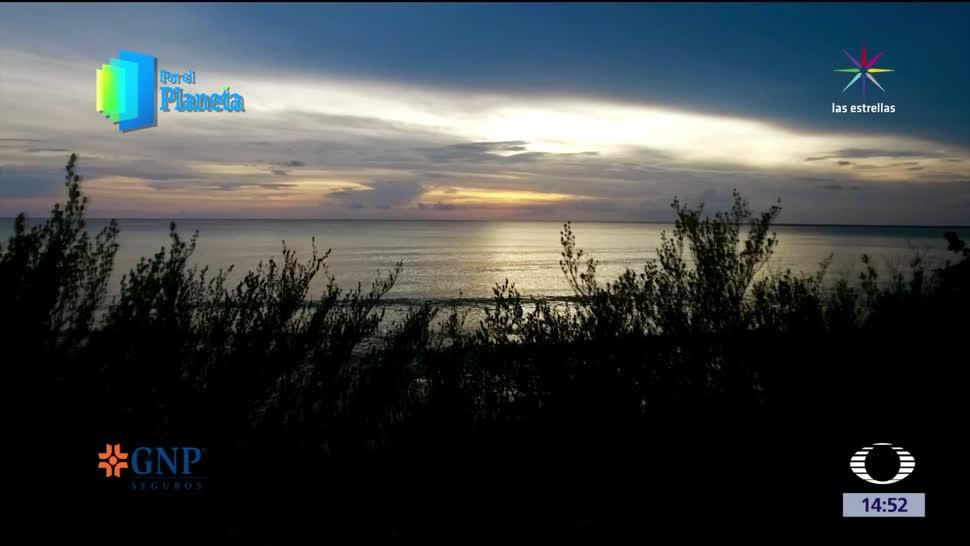 noticias, FOROtv, Guanahacabibes, barrera arrecifal, Cuba, Por el Planeta