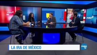 La ira de México, Siete voces, contra, la impunidad, libros, periodistas