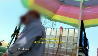 Puebla, sube precio, gasolina, robada, combustibles, ductos de pemex
