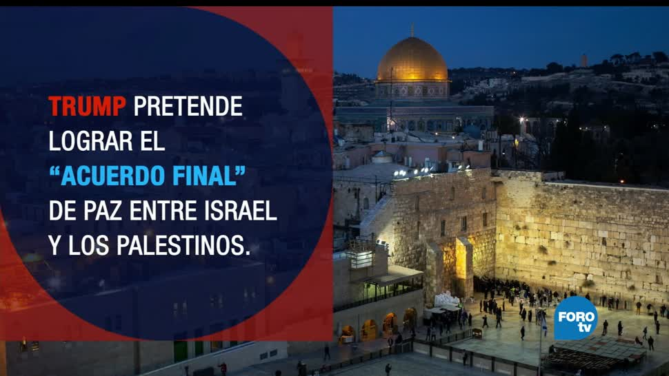 Estados Unidos, síndrome Jerusalén, Trump, Conflicto Israel, gira de trabajo, Medio oriente