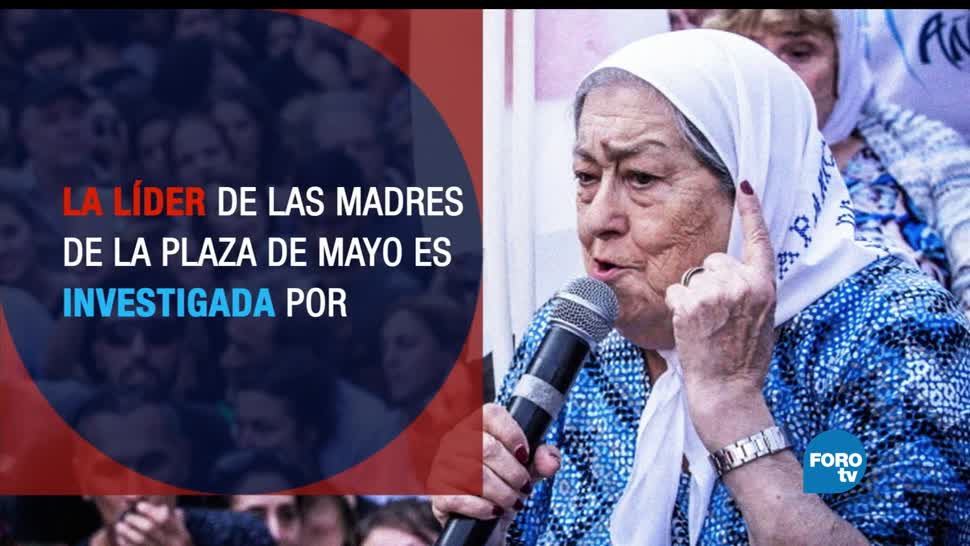 Argentina, causa judicial, madres, Plaza de Mayo, proceso legar contra, Hebe de Bonafini