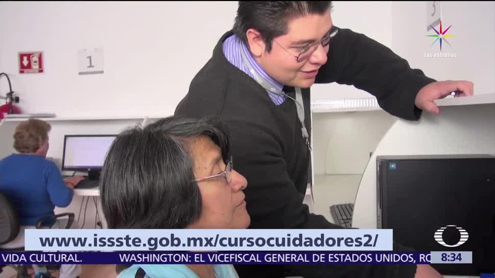 ISSSTE, UNAM, Lanzan curso, adultos mayores