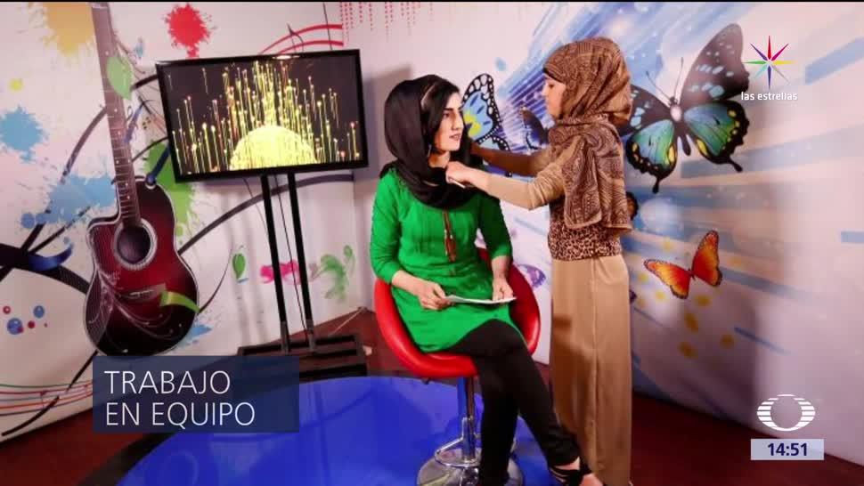 noticias, noticieros televisa, La TV, para mujeres, Afganistan, mujeres