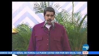 Nicolas Maduro, critica, intervencionismo, Trump, Venezuela, Estados Unidos