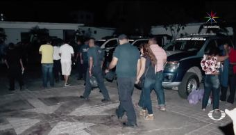 Liberan, policías, municipales, Zihuatanejo, vínculos, criminales