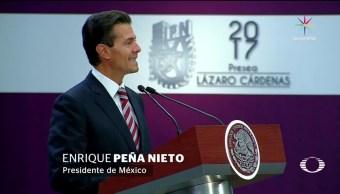 México, sabrá, ser aliado, buen vecino, afirma, EPN