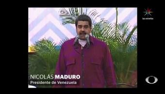 Maduro, pide, Trump, sacar, manos cochinas, Venezuela