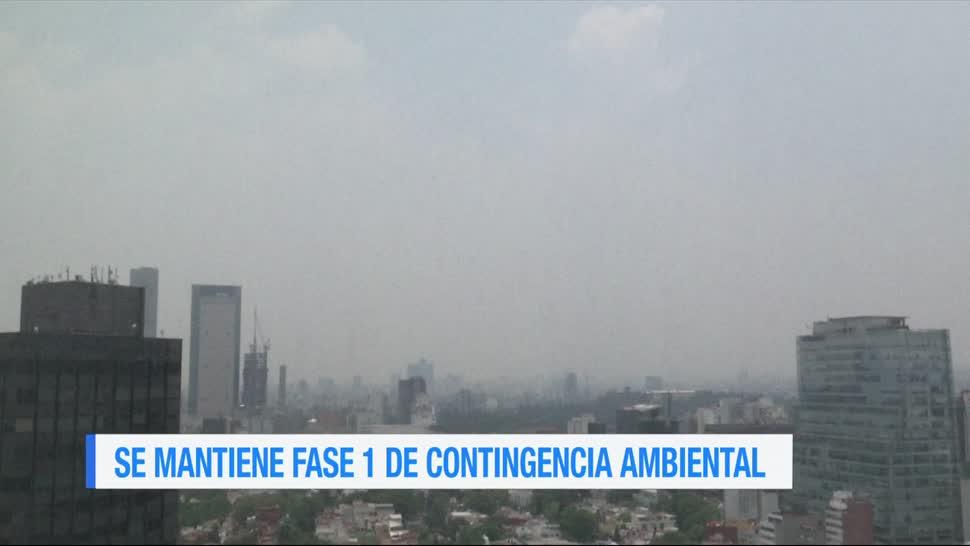 mantiene, Fase 1, Contingencia Ambiental, Valle de México, contaminación, hoy no circula