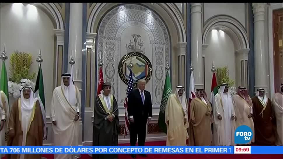 presidente de Estados Unidos, Trump, Casa Blanca, Arabia Saudita